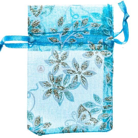 Подарочная упаковка-мешочек из органзы