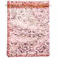 Пакет подарочный тканевый (18 х 22)