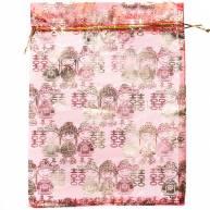 Пакет подарочный тканевый (18 х 12)