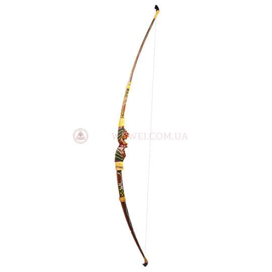 Декоративный лук со стрелами 150 х 70 см