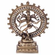 Танцующий Шива Натарадж,  h=29 см