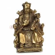 Фу-син на троне