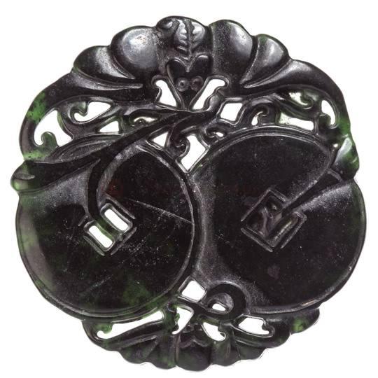 Медальон резной, в ассортименте 1483