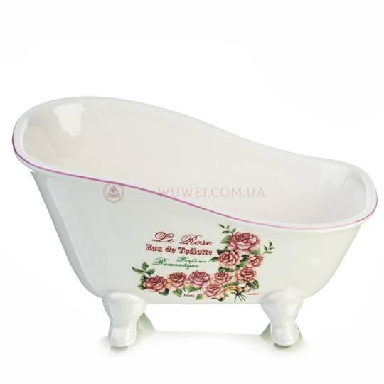 Ванночка керамическая на ножках