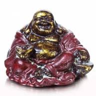 Хотей (Смеющийся Будда) керамамический Антик