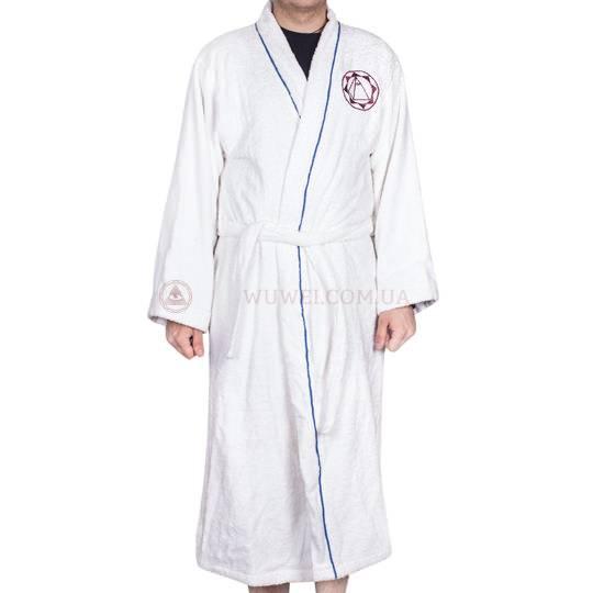 Фирменный халат У-Вэй