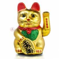 """картинка Кошка """"Манэки-Нэко"""", H - 21 см"""