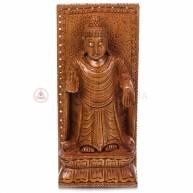 Будда стоит (дерево)