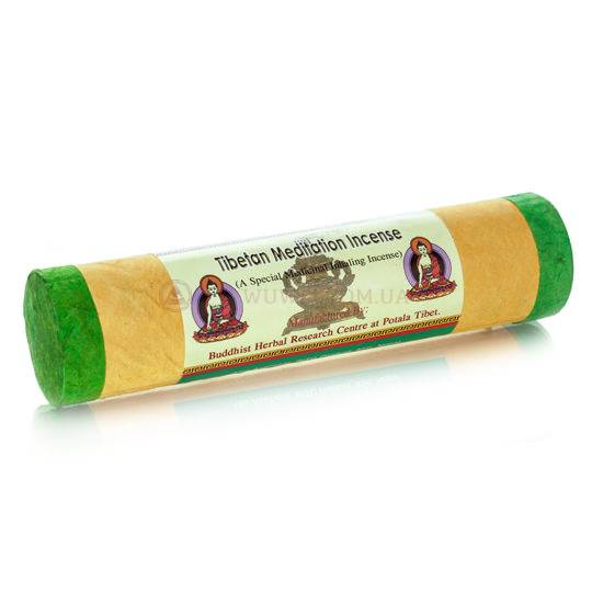 Благовония «Tibetian Meditation Incense»