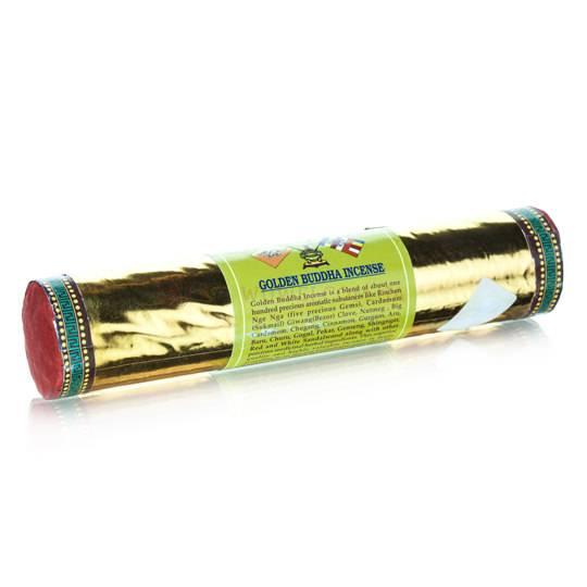 Благовония «Золотой Будда» в бумажном пенале