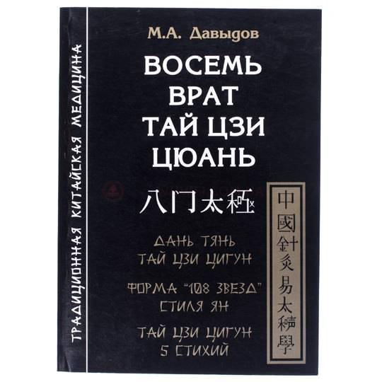 Восемь врат Тай Цзи Цюань