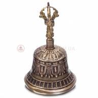 Колокол тибетский поющий, 8 х 15 см