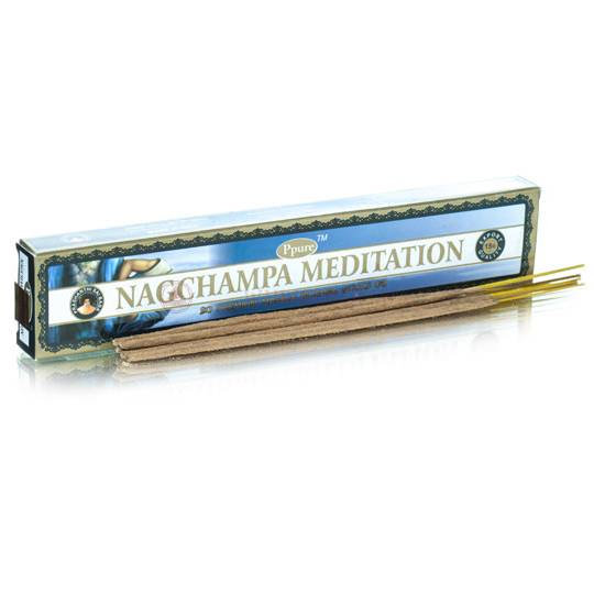 Благовония «Nagchampa Meditation» Ppure