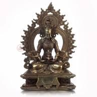 Будда Амитаюс на троне