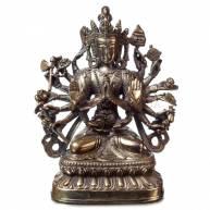 Многорукий Будда (храмовый)