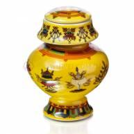Чаша богатства керамическая