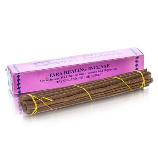 Благовония безосновные «Tara Healing Incense»