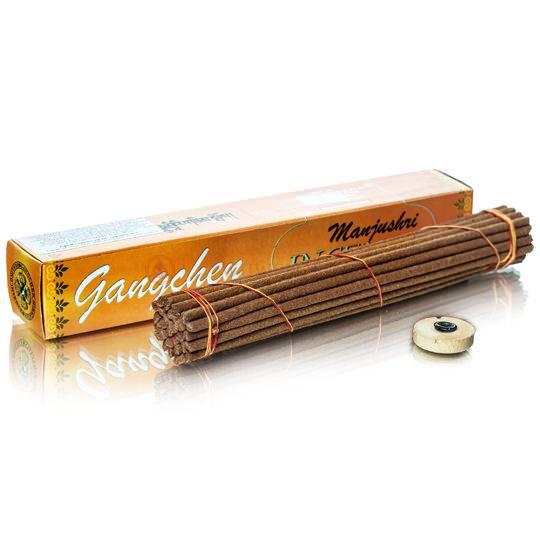 Благовония «Manjushri Incense» Gangchen