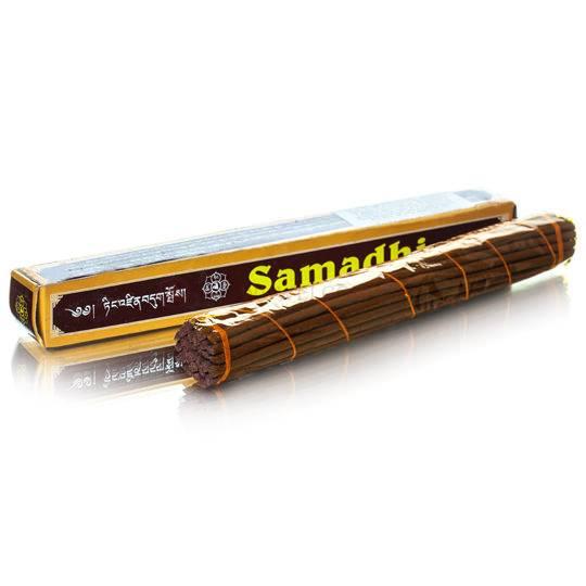 Благовония безосновные «Samadhi»
