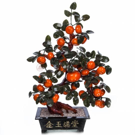 Дерево мандариновое огромное
