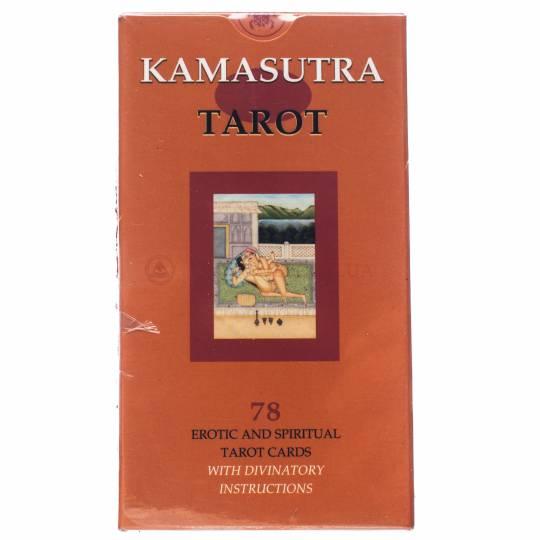 Kamasutra Tarot. Lo Scarabeo