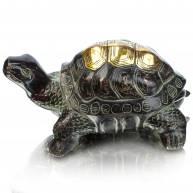 Черепаха с рельефным панцирем, 10*7 см