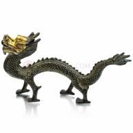 Дракон с жемчуженой в зубах, 24,5*15 см