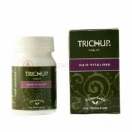 Аюрведические таблетки для укрепления волос Тричуп (Vasu Trichup Herbal Hair Tablets)