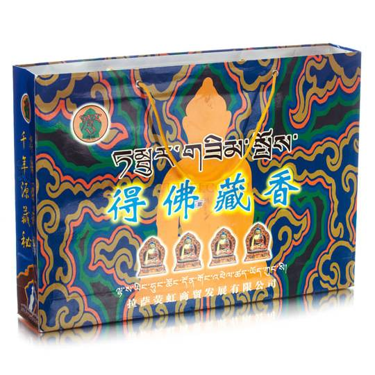 Подарочный набор благовоний «Подношение Будде»