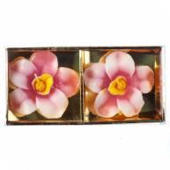 Свеча «Цветок орхидеи»
