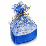 Подарочная упаковка в форме сердца ( 10 см )