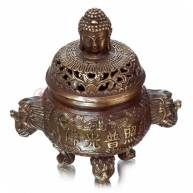 Курительница  «Голова Будды»