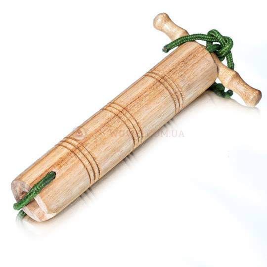 Варгаджамп деревянный