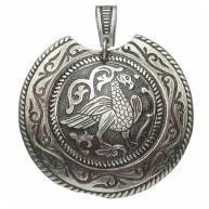 Колт «Суздальская птица» 1727