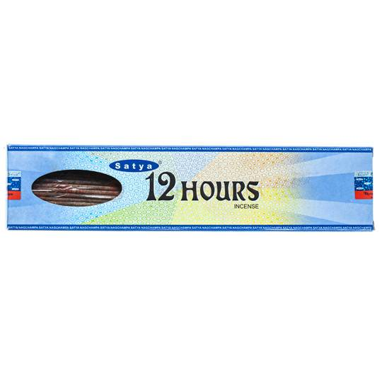 Благовония «12 Hours» Satya
