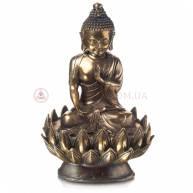 Будда в лотосе